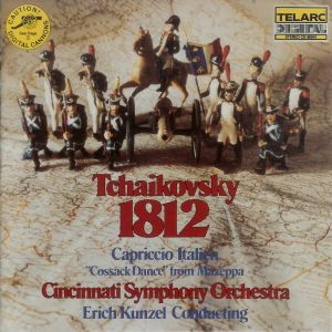 Erich Kunzel Tchaikovsky 1812 Overture Out Of Stock 1812 Overture Overture Orchestra