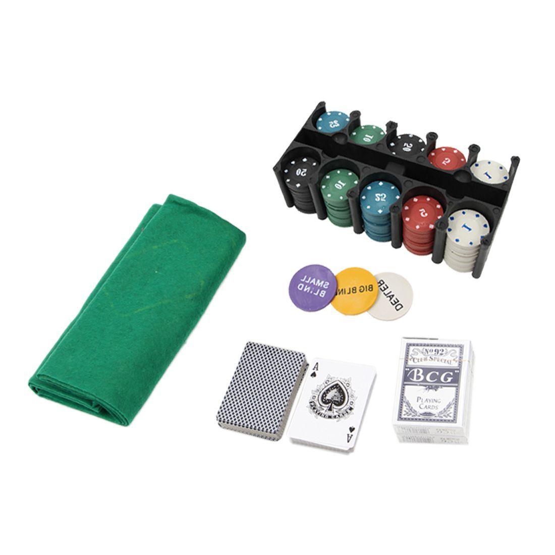 Super Deal 200 Baccarat chips Bargaining Poker Chips Set