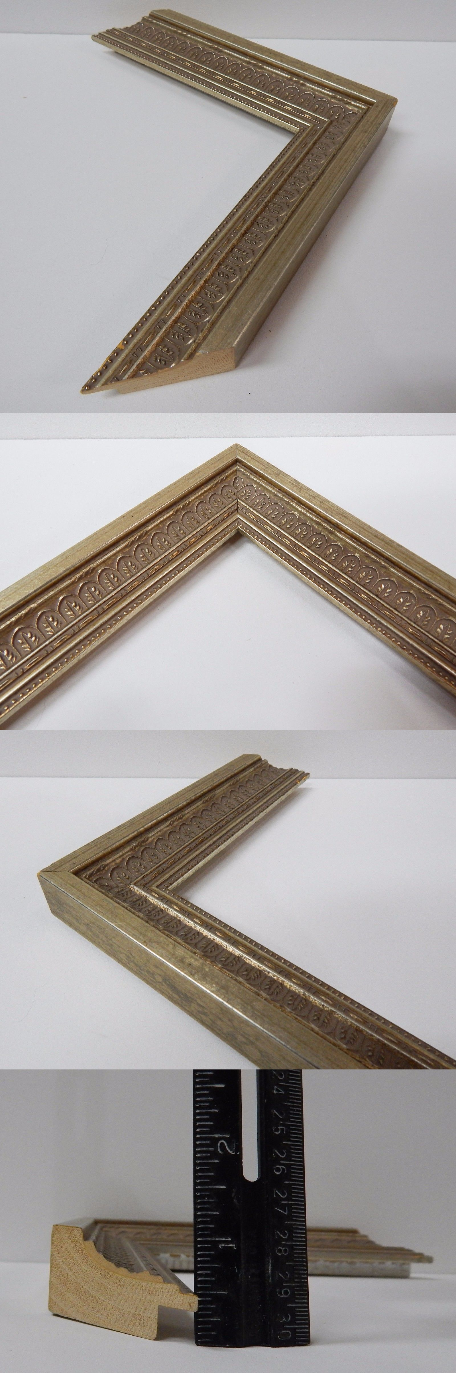 Frames and Supplies 37575: 32 @$1Ft Custom Length Picture Frame ...