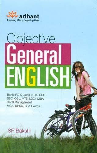 Objective General English By S P Bakshi Https Www Amazon In Dp