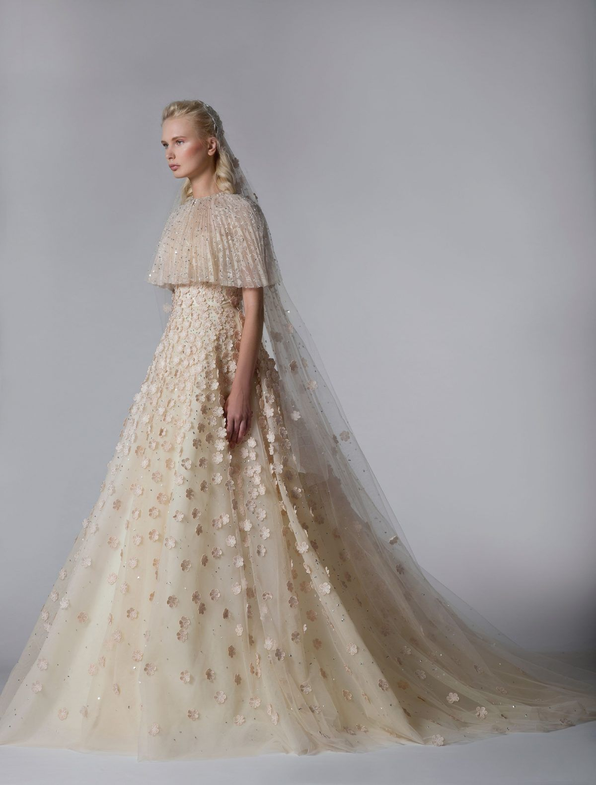 2b03d9fba9fed Georges Hobeika - Bridal Autumn-Winter 2019/20 collection Bridal Collection  | Wedding Dresses