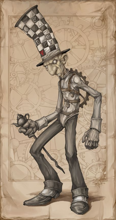 American Mcgee S Mad Hatter Alice Madness Returns Alice Madness