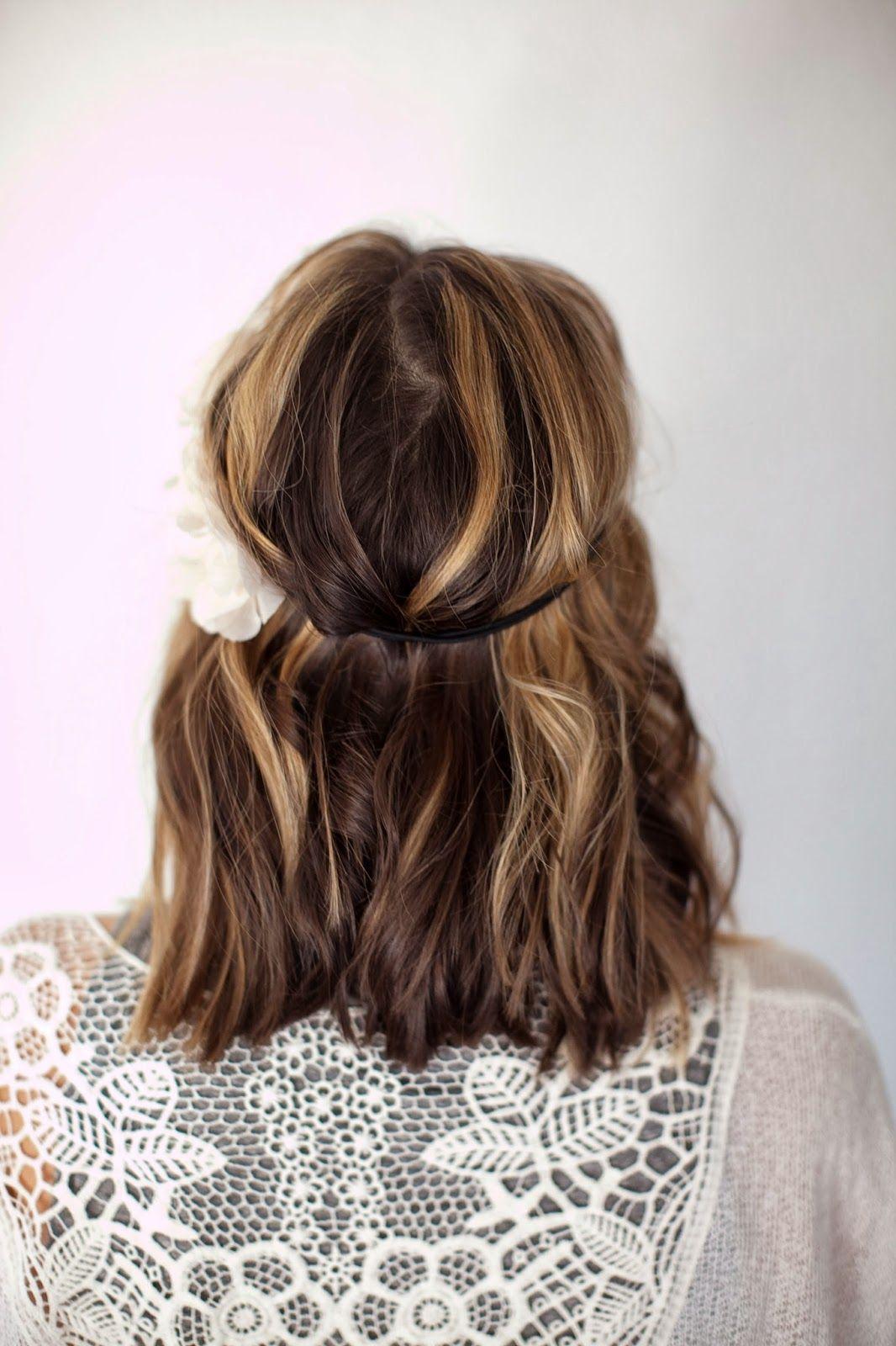 DIY WAVES long bob wavy hair how to curl tutorial