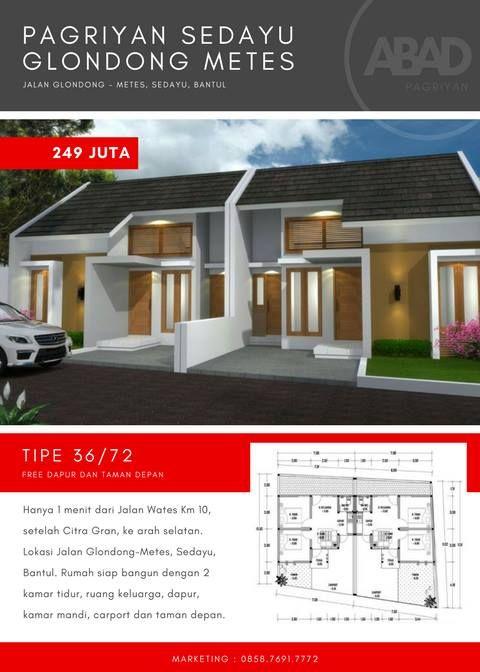 Rumah Murah Jogja Rumah Dijual Di Jogja Argorejo Rumah Dijual Di Jogja Bangunjiwo Rumah Dijual Di Jogja Glondong Metes Rumah Rumah Ruang Keluarga Bangunan