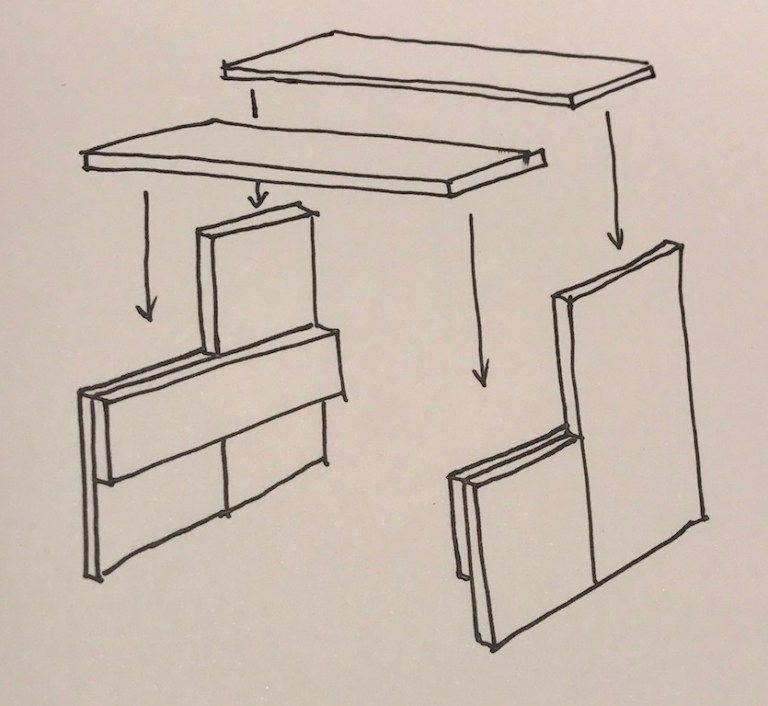 【DIY・日曜大工】1000円で二段の踏み台を自作。そのサイズと作り方は?   たーたんのブログ