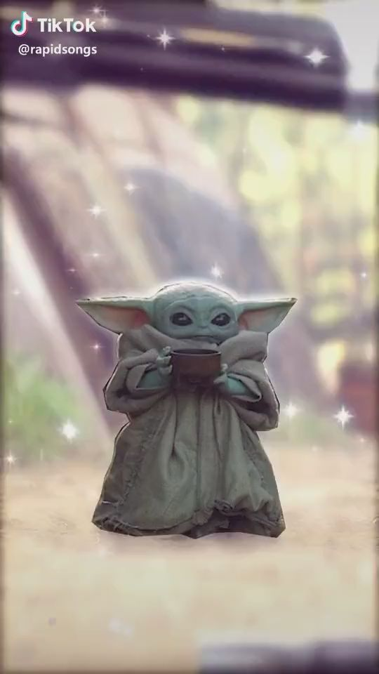 Baby Pinterest Jxstrachel In 2020 Yoda Wallpaper Funny Star Wars Memes Yoda Art