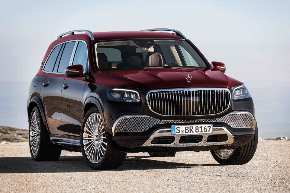Mercedes Maybach Gls 600 Suv Benz Suv Mercedes Maybach Maybach