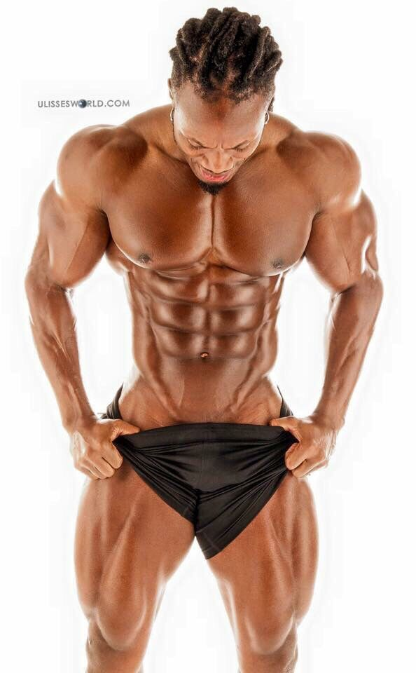 Ulisess Williams Jr Bodybuilding Workouts Fitness Fitness