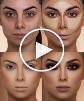 15 tutoriales simples de maquillaje paso a paso para principiantes