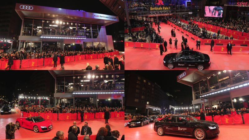 Berlinale Lounge   KMS BLACKSPACE : Brand Experience