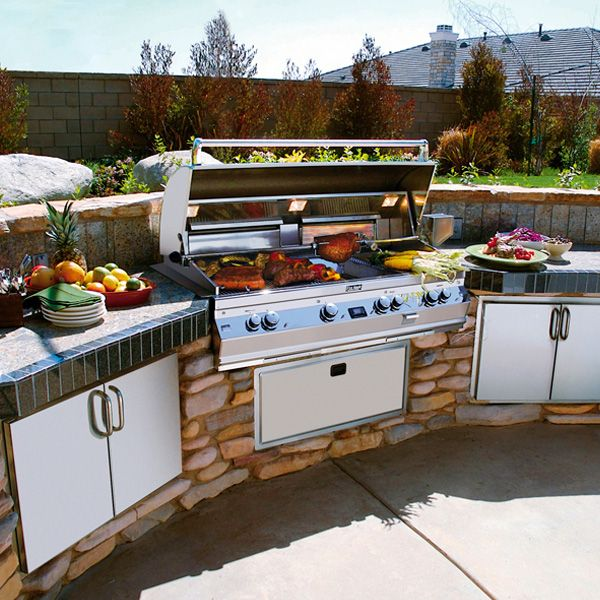Design Your Own Exterior: Design Your Own Custom Outdoor Kitchen At Www