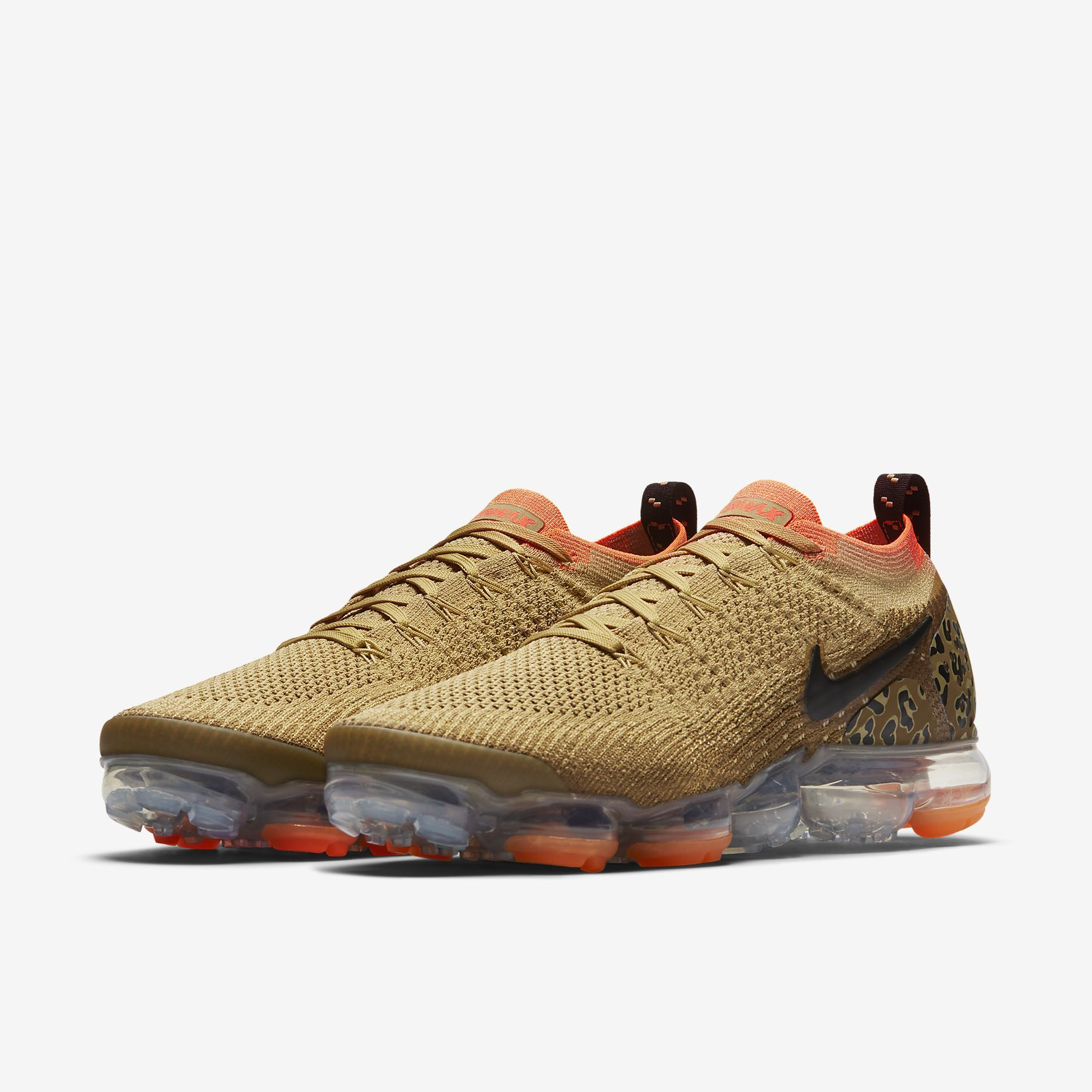 pretty nice a074f 52521 Nike Air VaporMax Flyknit 2 Cheetah Men s Shoe