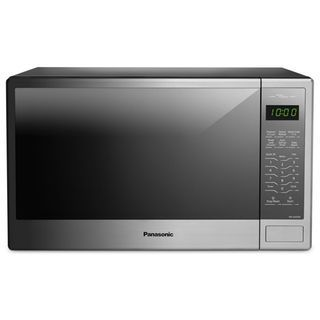 Panasonic Genius 1 3 Cu Ft Countertop Microwave Nnsg656s