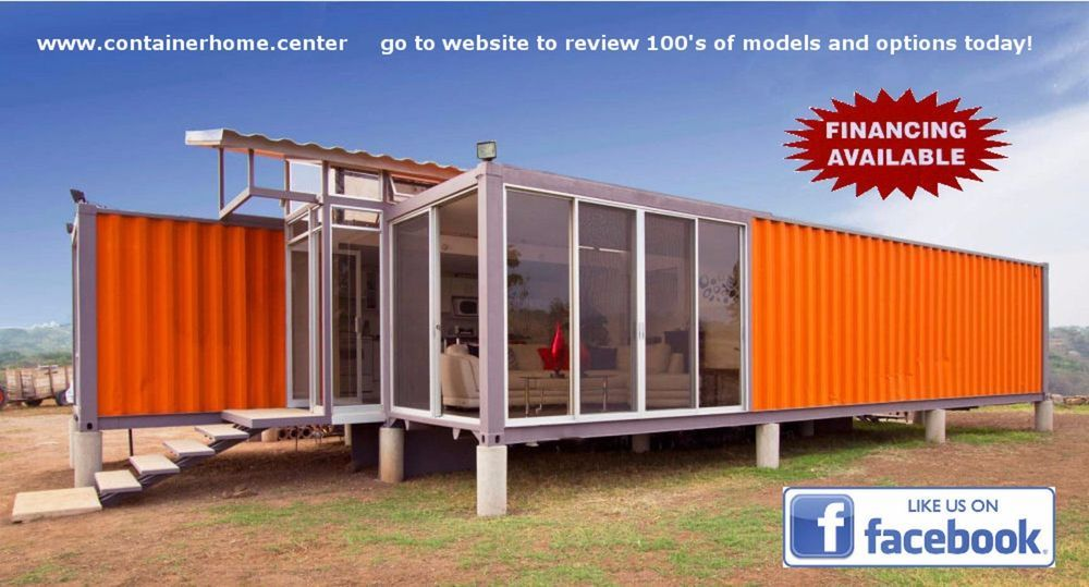 40 Shipping Containers For Sale Ebay >> 3 40 Ft Universal Container Homes 960 Sqft Brand New