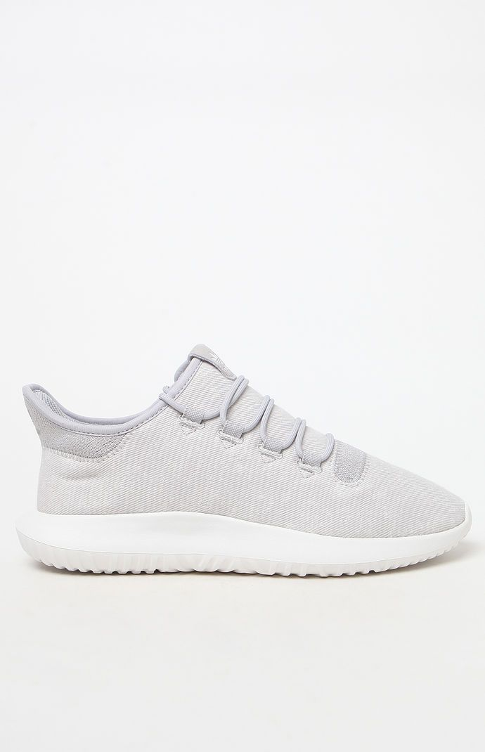 online store e2395 a08b9 Tubular Shadow Grey & White Shoes | ahhh shoes ...