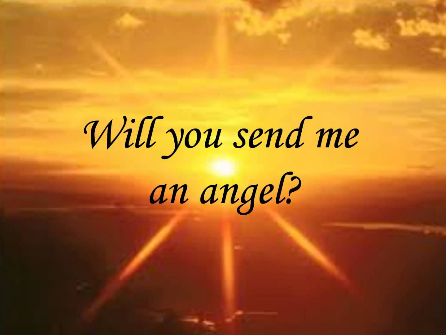 Send Me A Angel By Scorpions This Song Is So Sad But So