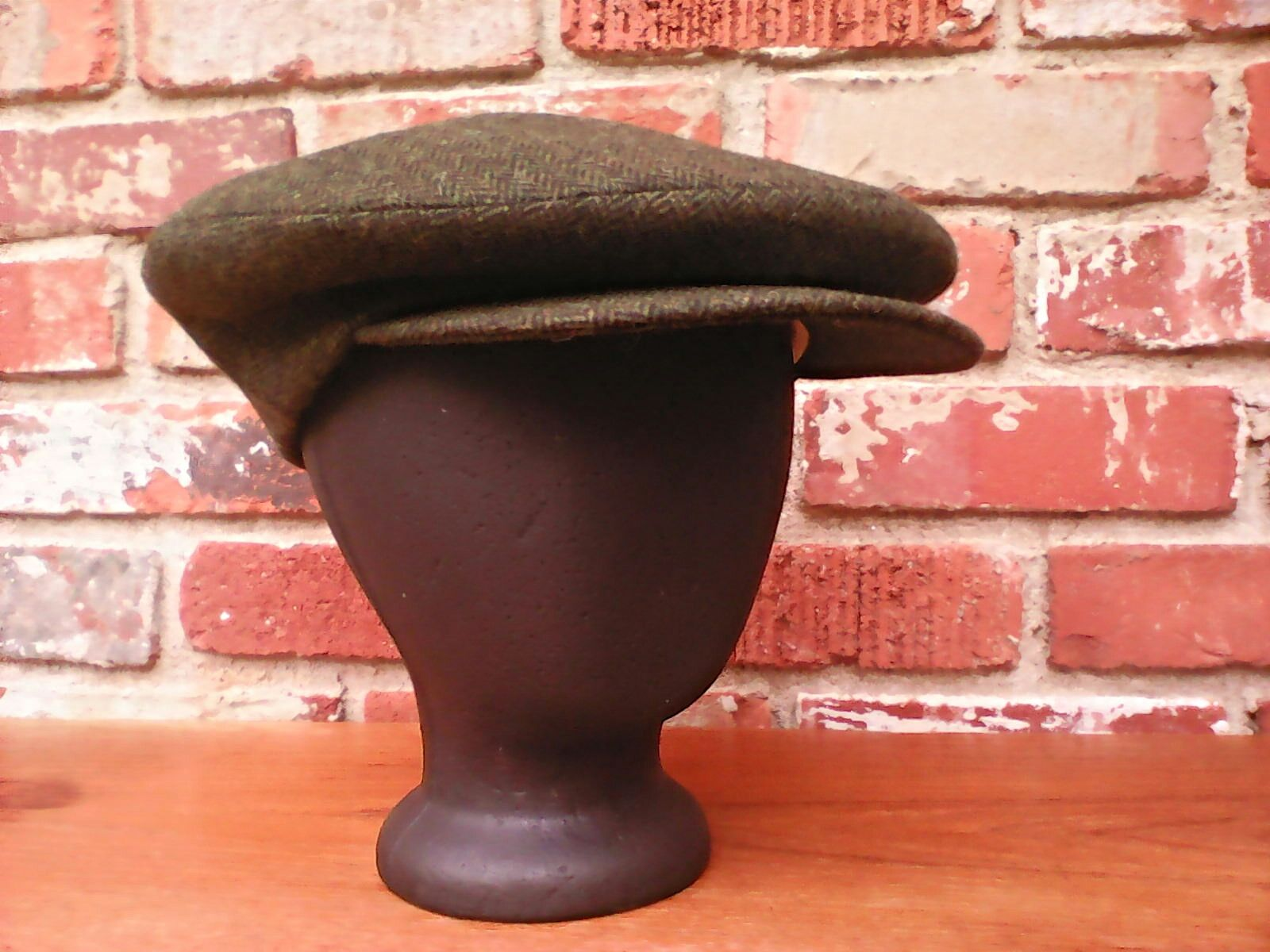 c38e93263 Custom handcrafted 1920's - 1930's style flat caps | Bespoke Hats in ...