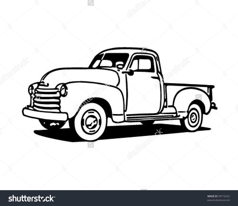 Truck Cruisin Classics CC01B 1932 FORD HOT ROD 1960's