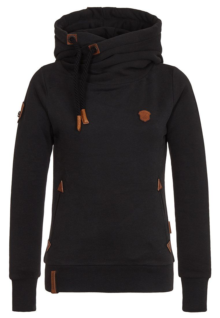 Naketano Damen Kapuzensweatshirt: : Bekleidung