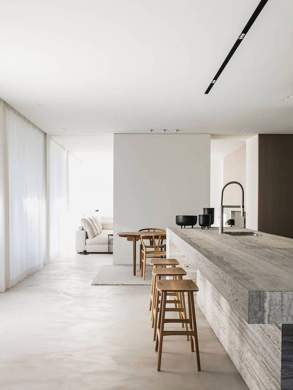 vosgesparis: Earth tones and soft minimalism | Inspiration for my home