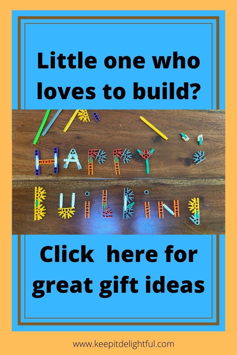 Check out our top picks for the little builders in your life! #buildingblocks #giftsforkids