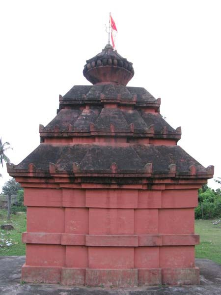 Ekapada Bhairava Temple - Sathalapur -Ajekapada Bhairava