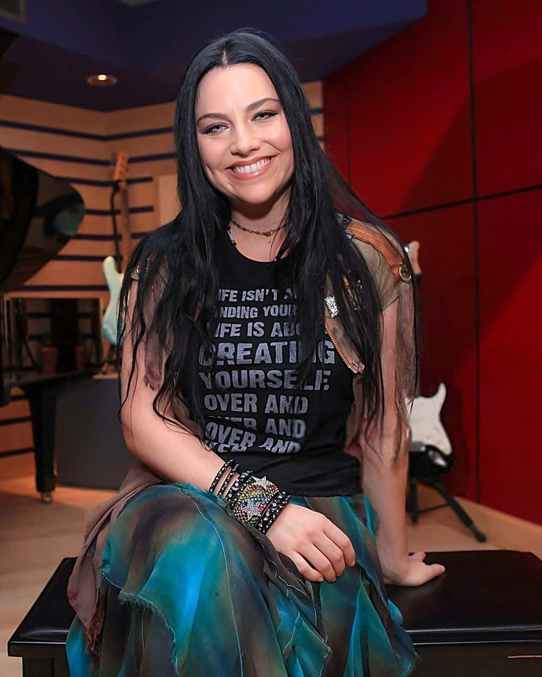Evfan On Instagram Amylee Evanescence In 2020 Evanescence Amy Lee Women In Music