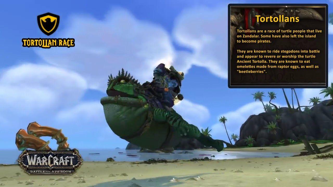 Tortollan New Turtle Race Worldofwarcraft Blizzard Hearthstone