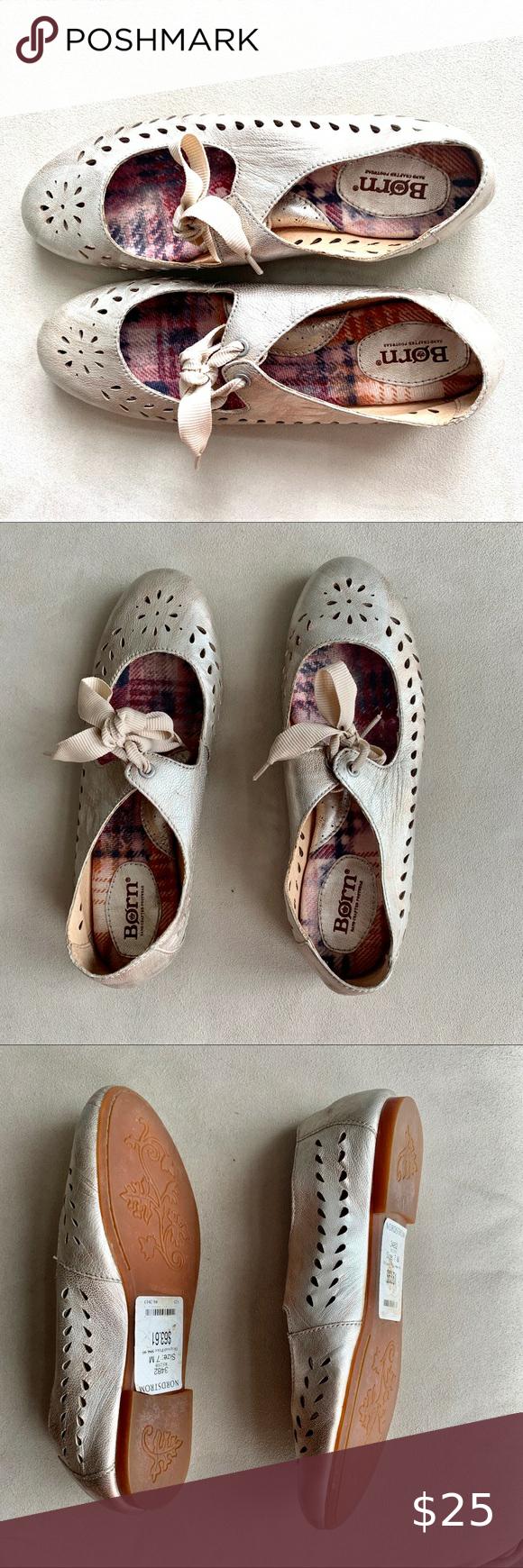 Women Flats Shoes Women Genuine Leather Shoes Woman Cutout Loafers Ballet Flats White 7M US