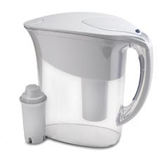 Brita Water Pitcher, forget the plastic water bottle and be Earth concious by getting a water filter.