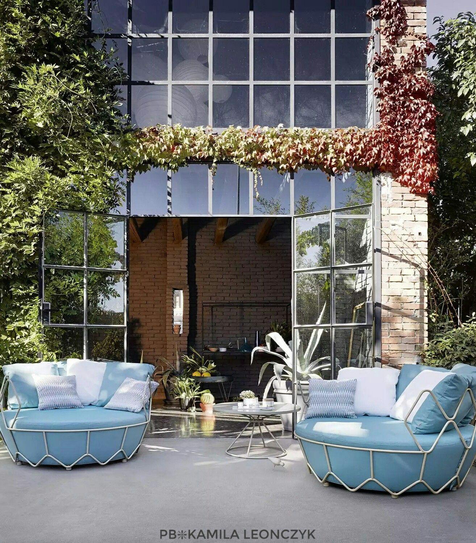Roberti rattan gravity sofa gardens design ideas landscaping
