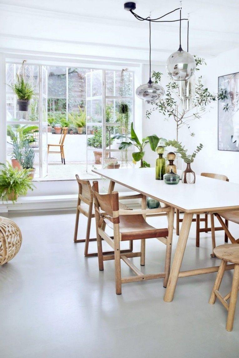 36 Beautiful Scandinavian Dining Room