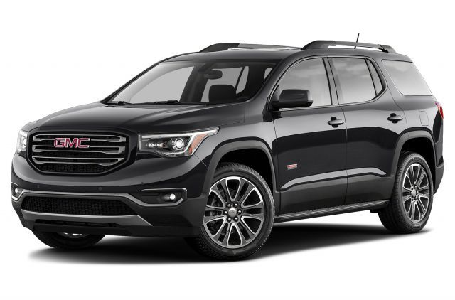 Size Matters And The Upcoming 2018 Gmc Acadia Will Look To