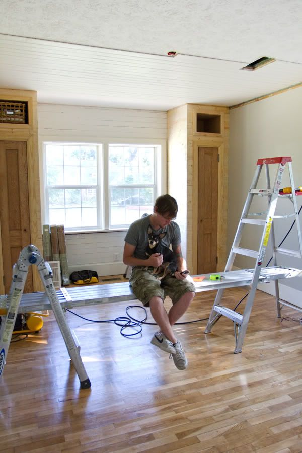 Popcorn Ceiling To Plank Ceiling Home Plank Ceiling Remodel Bedroom