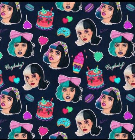 Melanie Martinez background