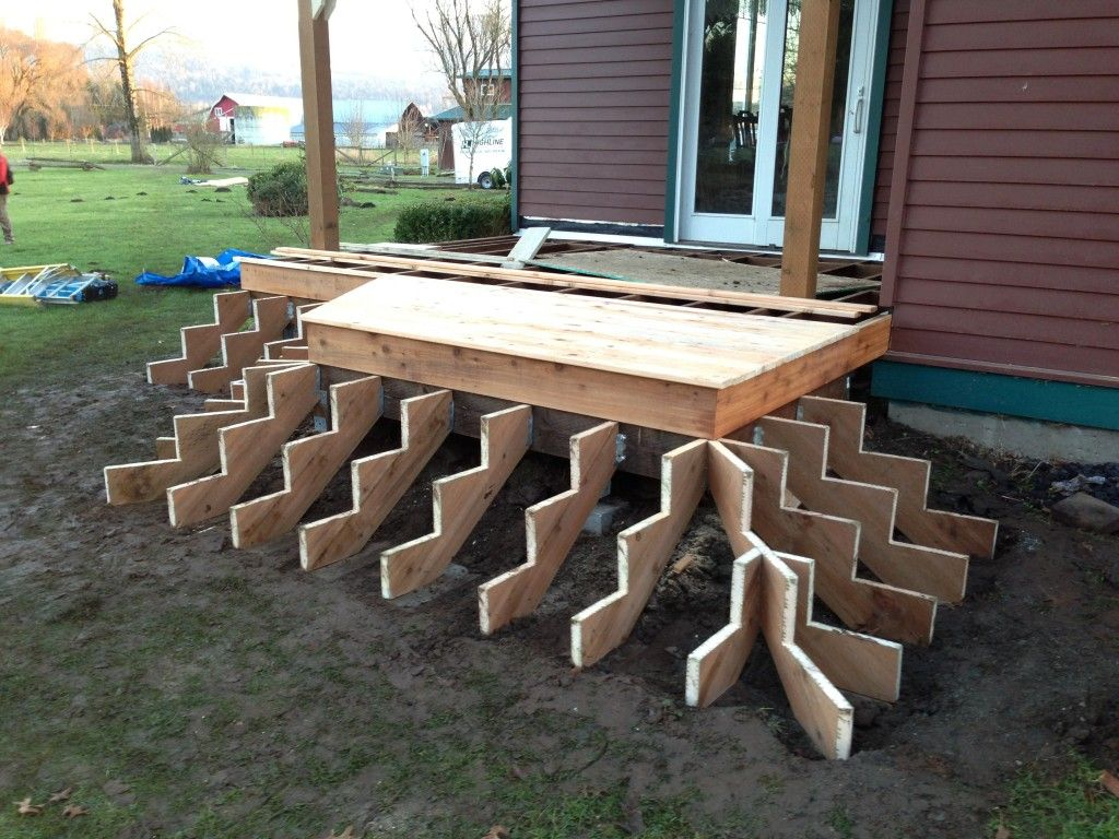 Corner deck stair stringer google search deck stairs for How to build an outside deck