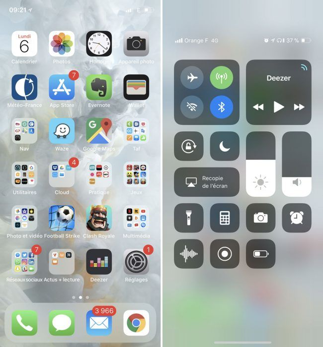 Comparatif iPhone X vs Huawei P20 Pro, lequel choisir