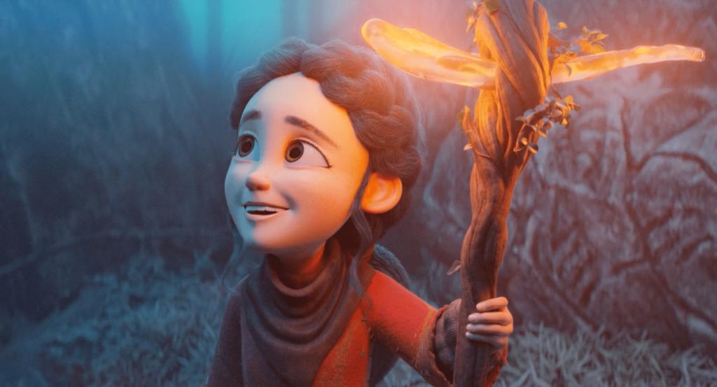 Une aventure fantastique pour fêter l'arrivée du printemps | Court métrage enfant