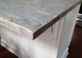 Image Result For White Washed Wood Countertops