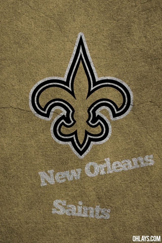 New Orleans Saints iPhone Wallpaper New orleans saints