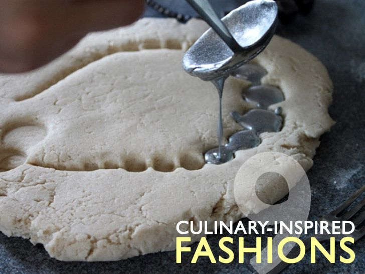 Fashion from food  Check out these nine cutting-edge designers at the  intersection of haute couture and haute cuisine. 713b3dba1