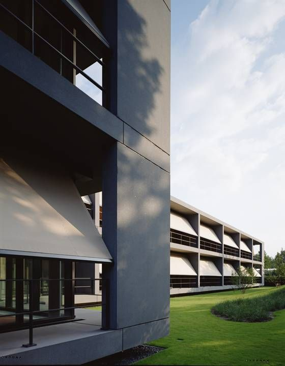Ernsting S Family Servicecenter Coesfeld David Chipperfield Architektur Architekt Gebaudearchitektur
