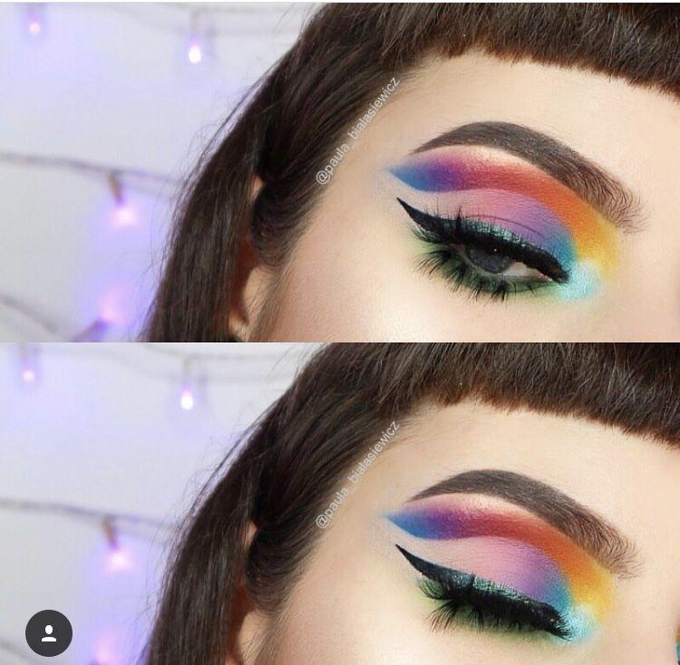 Pin On Cut Crease Makeup