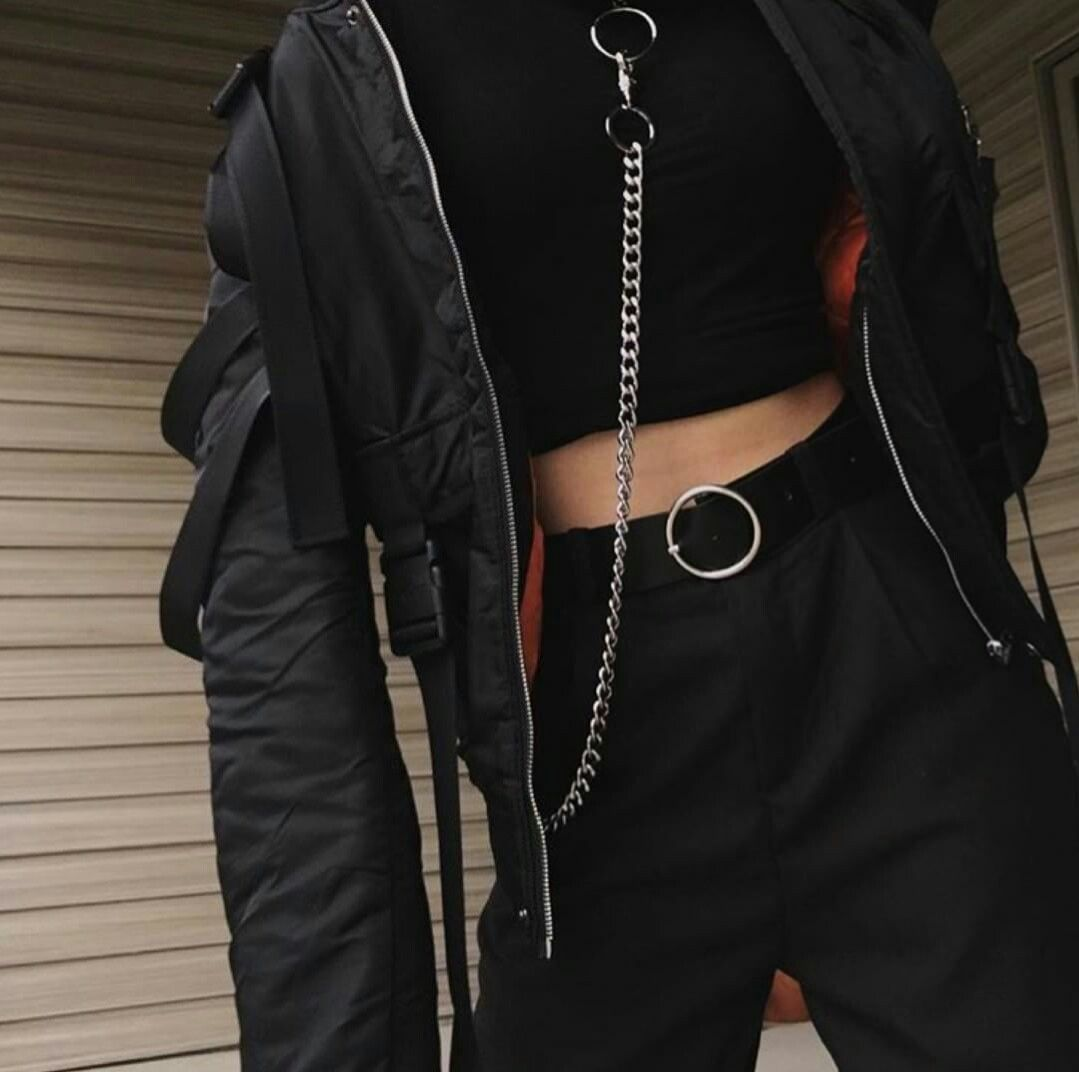 Image result for badass ulzzang outfits