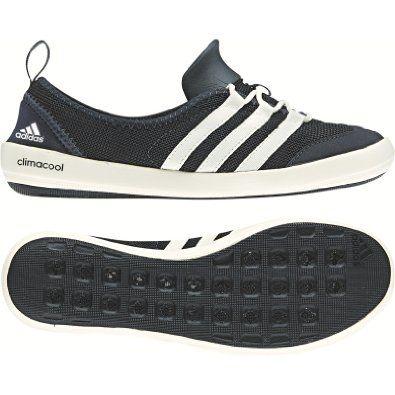 Amazon.com: adidas Outdoor climacool Boat Sleek Water Shoe ...