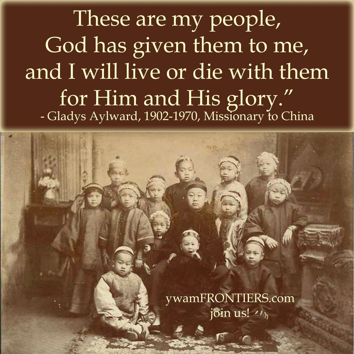 Gladys Aylward Missionary To China A Great Woman Who Dedicated