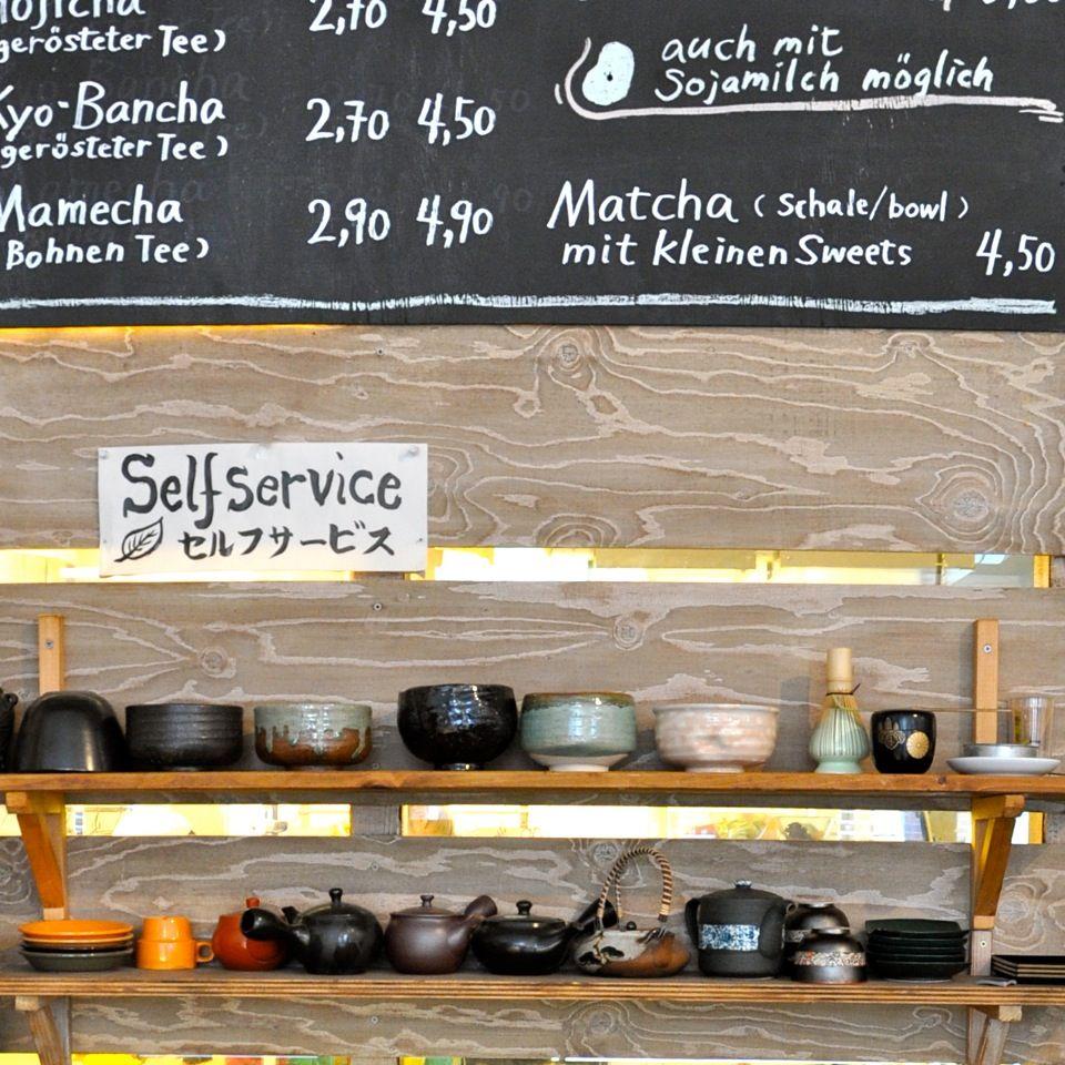 Mamecha - High Tea auf Japanisch | creme berlin