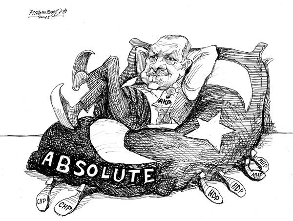 Petar Pismestrovic - Kleine Zeitung, Austria - Thick pad - English - Regep Erdogan, Turkey, Elections, President, Politic,