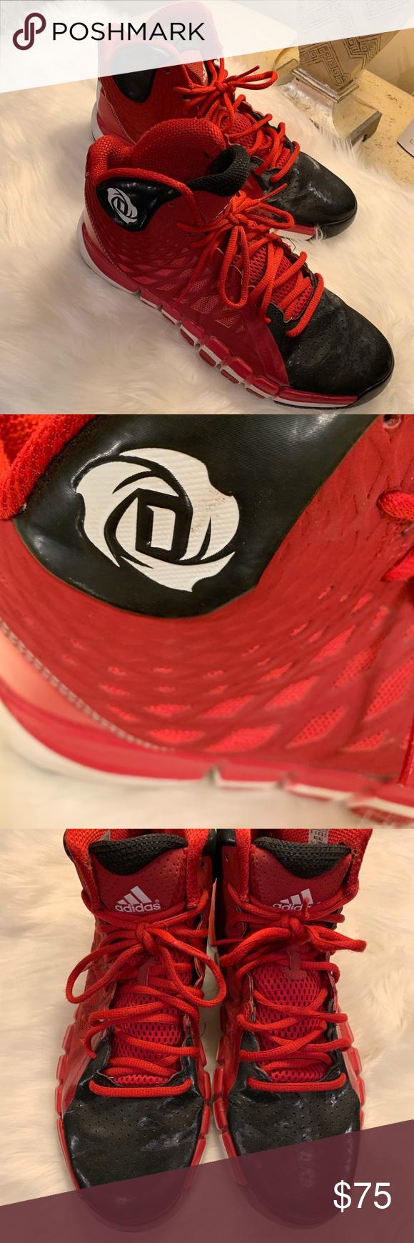 derrick rose adidas sprintweb