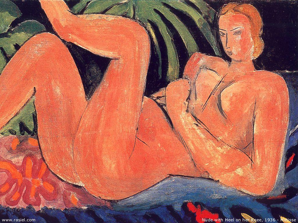 Desnudo yaciente, 1936